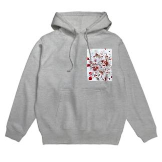 桜 Hoodies