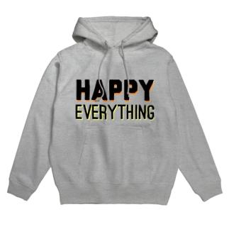 HAPPY EVERYTHING Hoodies