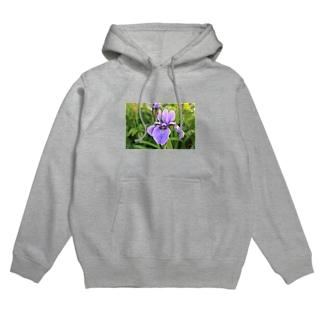 わたしの好きな花 Hoodie