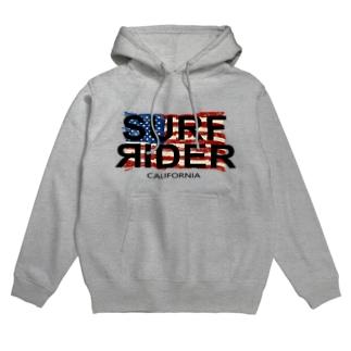 SURF RIDER Hoodie