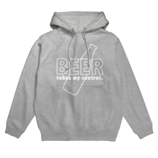 BEER takes my control. Hoodies
