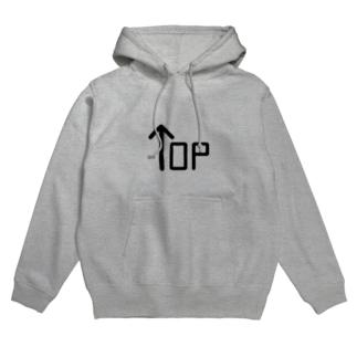 TOP / BOTTM Hoodies