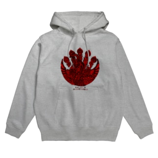 SCP-444-JP(SCP Foundation)ファングッズ Hoodies