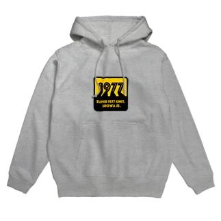 SUPER 1977 UNIT Type A Hoodies