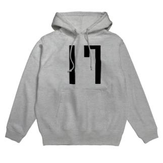 17パーカー Hoodies