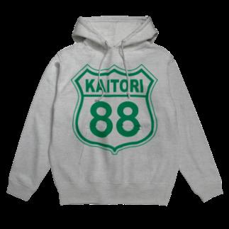 k-lab(ケイラボ)のKAITORI 88 (G) フーディ