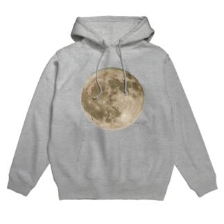 さがやま みつきの月フーディ Hoodies