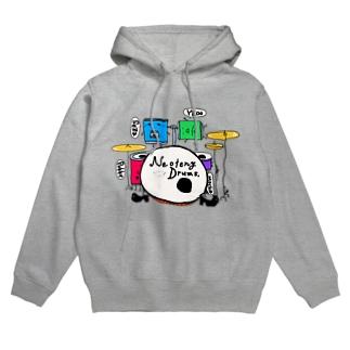 Yzoo ドラムスパーカー Hoodies
