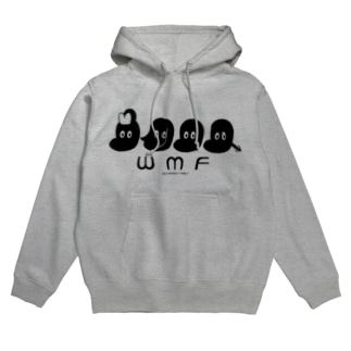 WILD MONKEY FAMILY Hoodies