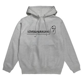 LOVE&MURASAKI Hoodies