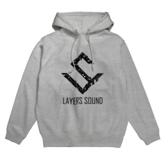 LAYERS SOUND Hoodies