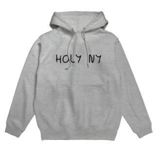 ニューヨーク (HOLY  NY) Hoodies