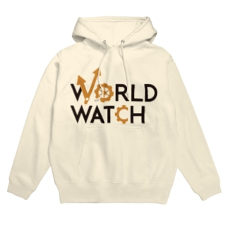WORLD WATCH フーディ