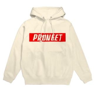 PRONEET2017ss フーディ