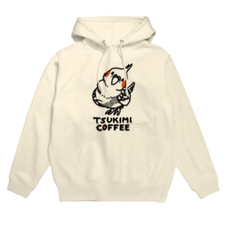 TSUKIMI COFFEE(黒) フーディ