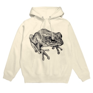 frog  Hoodies