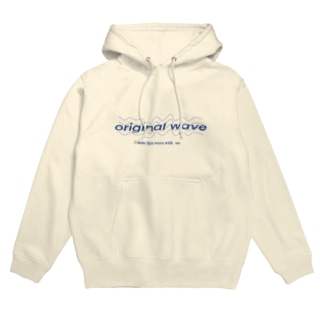 original wave Hoodies