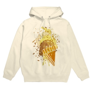 Ice_Cream Hoodies