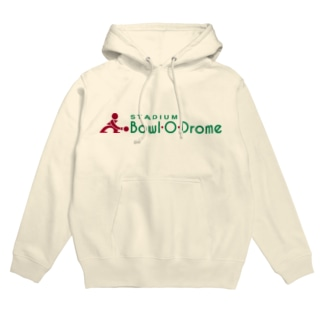 Bowl-O-Drome Hawaii Hoodies