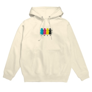 PATIMO/CMYK Hoodies