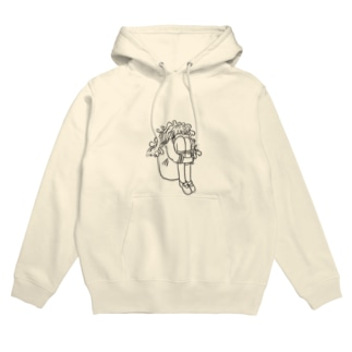 girl.03 fd Hoodies