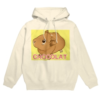 CHOCOLATちゃん Hoodies