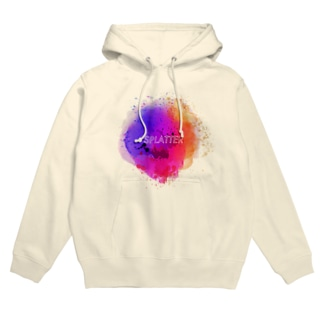 SPLATTER Hoodies
