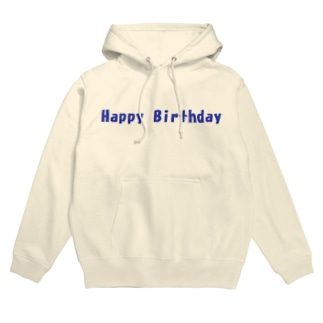 Happy Birthday グッズ Hoodies