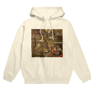 IN THE ROOM WITH THE PIANO Hoodies