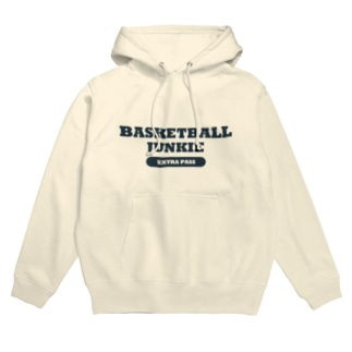 BASKETBALL JUNKIE Hoodies