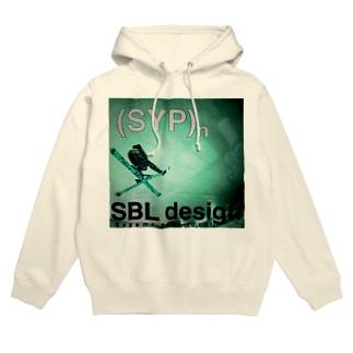 (SYP)n × SBL design Hoodies