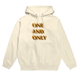 ONE AND ONLY Hoodies