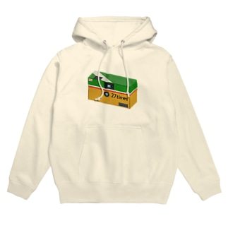 Slow Typingの27times 128 Hoodies