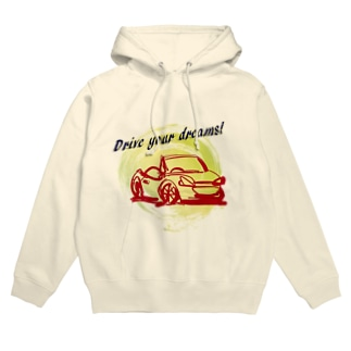 drive your dreams! Hoodies