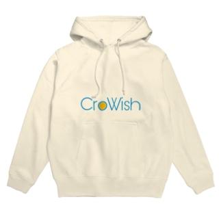 Crowish公式アイテム Hoodies