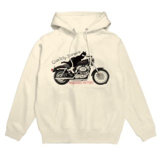 HANAGURO MOTORS Hoodies