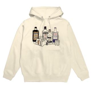 フィンランドのヘビーな酒 Hoodies