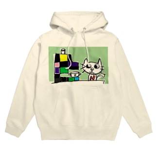 nekock Hoodies