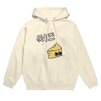 [M's]치즈 Hoodies