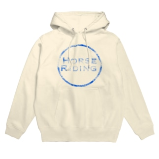 yuriekonoのHORSE RIDING Hoodies
