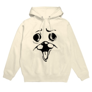 BOKE-DOG Hoodies