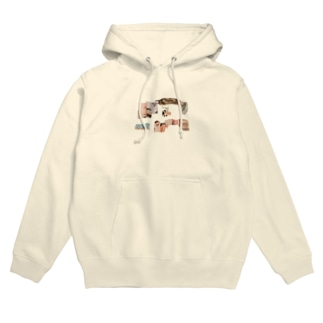 cold and warm air Hoodies