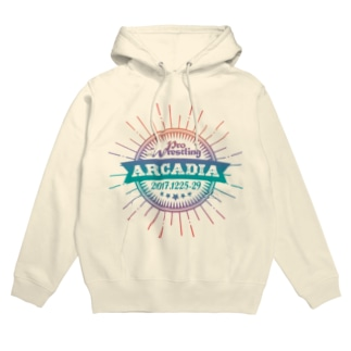 PRO WRESTLING ARCADIA Hoodies