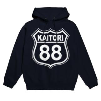 KAITORI 88 (W) フーディ