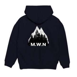 M.W.N Hoodies
