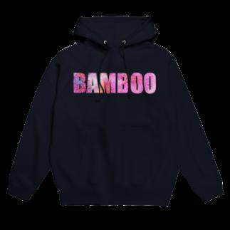 バンブータケのBAMBOO T フーディ