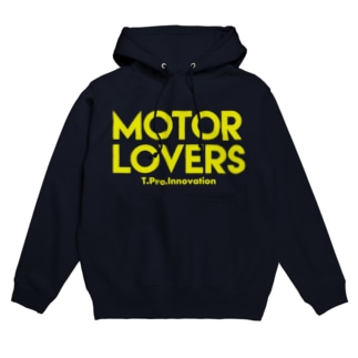MOTOR LOVERS  Hoodies