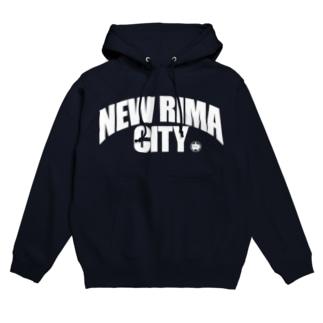 NEW RIMA CITY(練馬シティ) Hoodies