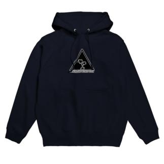 REGALIA triangle LOGO Hoodies