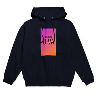 fishingDIVA Hoodies